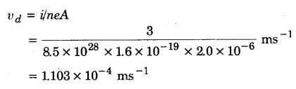 UP Board Solutions for Class 12 Physics Chapter 3 Current Electricity Q13
