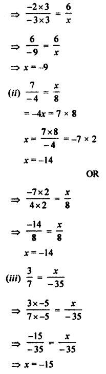 Selina Concise Mathematics class 7 ICSE Solutions - Rational Numbers-a12....