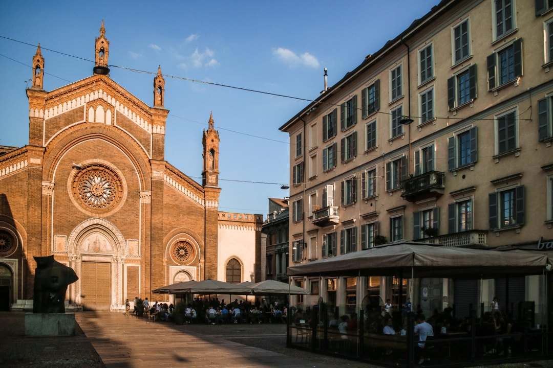 Santa Maria del Carmine, Milano