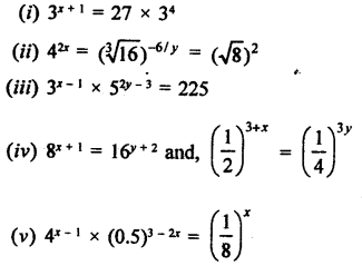 RD Sharma Class 9 Solutions Chapter 2 Exponents of Real Numbers Ex 2.2 - 16