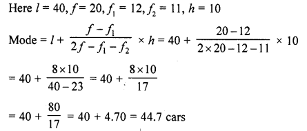 RD Sharma Class 10 Solutions Chapter 15 Statistics Ex 15.5 12b