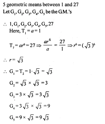 Selina Concise Mathematics Class 10 ICSE Solutions Chapterwise Revision Exercise 52