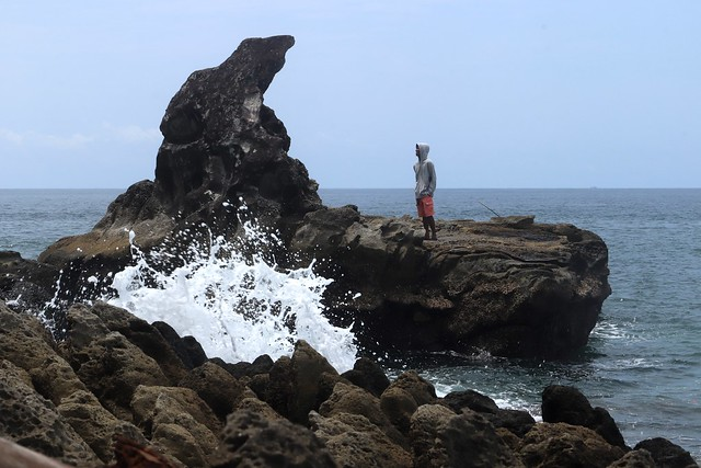Batu Pari - Baung-Baung Islet