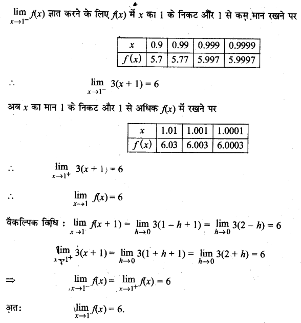 UP Board Solutions for Class 11 Maths Chapter 13 Limits and Derivatives 13.1 23.3