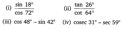 NCERT Solutions for Class 10 Maths Chapter 8 Introduction to Trigonometry 29