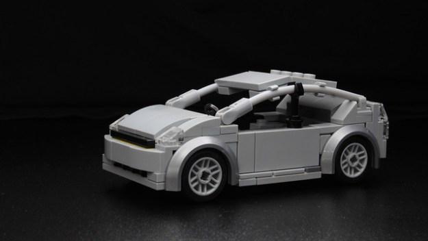 Lego Toyota Prius MOC