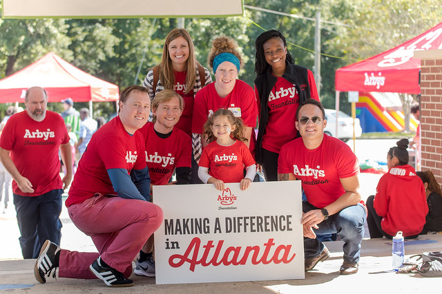 Make a Difference Day 2018