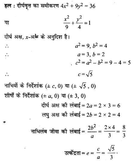 UP Board Solutions for Class 11 Maths Chapter 11 Conic Sections 11.3 9