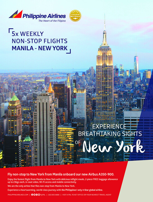 PAL NonStop NYC