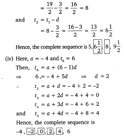 NCERT Solutions for Class 10 Maths Chapter 5 Arithmetic Progressions 23