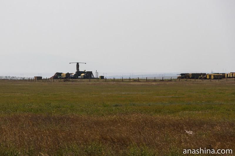 Военная часть, Крым