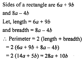 Selina Concise Mathematics class 7 ICSE Solutions