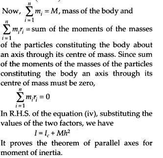 NCERT Solutions for Class 11 Physics Chapter 7 System of particles and Rotational Motion 36