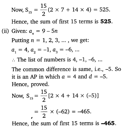 NCERT Solutions for Class 10 Maths Chapter 5 Arithmetic Progressions 68