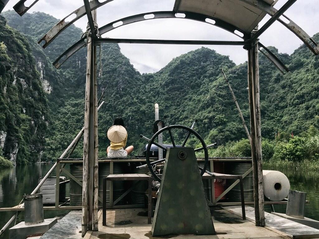 King kong island boat