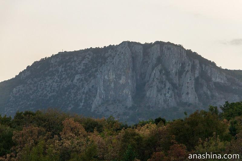 Гора, Крым