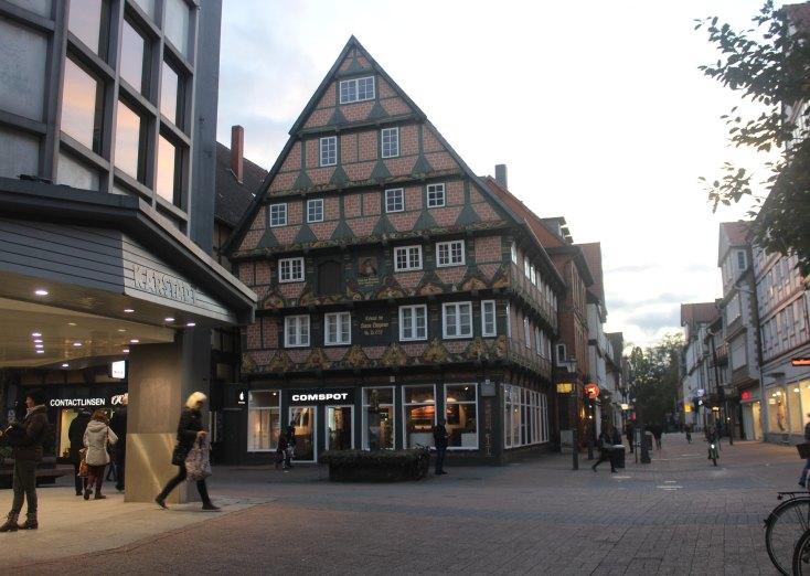 The Hoppener House, Celle, Germany