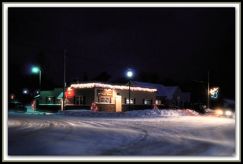 Dick's Pour House by John Levanen