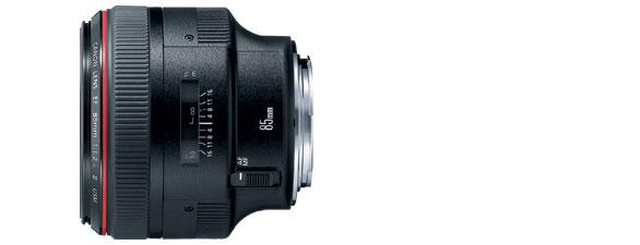 EF 85mm f/1.2 L