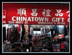 China Town - New York City