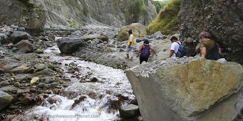 Mt. Pinatubo Hike 11.05