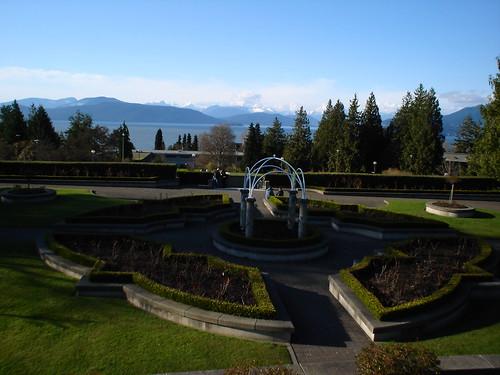 UBC - The Rose Garden