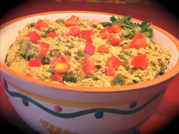Toasted Pepitas Dip
