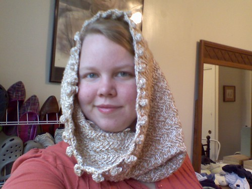 Cowl finished up