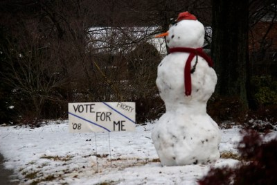 Vote for Frosty