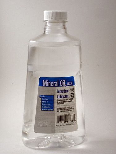 Mineral Oil, Front by CraftyGoat, on Flickr
