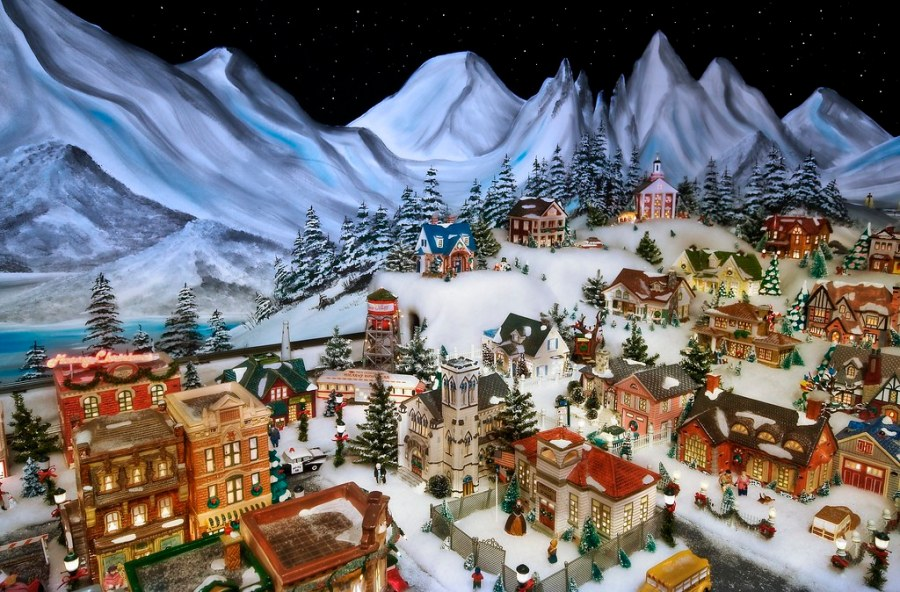 Christmas Eve in the Little Village