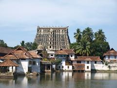 Padmanabhaswamy Temple I