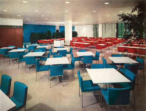 Union Carbide Cafeteria