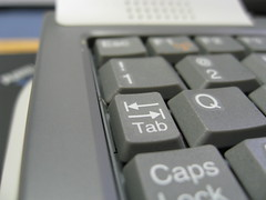 Little TAB key