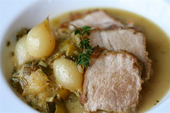 Cider-Braised Pork 1