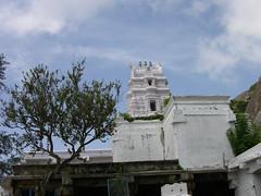 the temple. (Through my lens....) Tags: tumkur ddhills devarayanadurgahills
