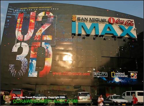 U2 3D @ IMAX-2