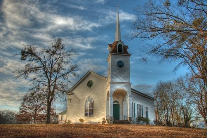 Lowndesville Presbyterian HDR