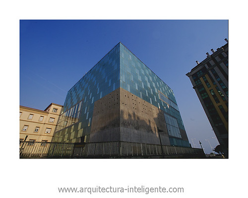 Centro das artes A Coruña