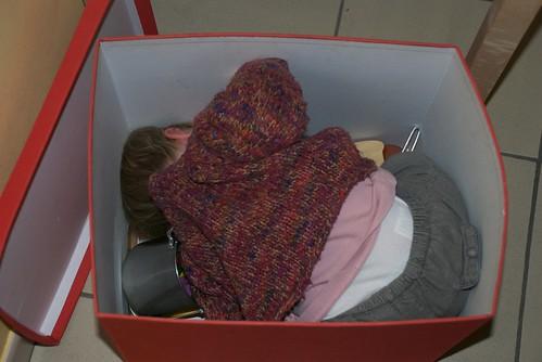 Maud in a box