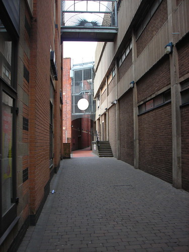 Legionnaire's Alley