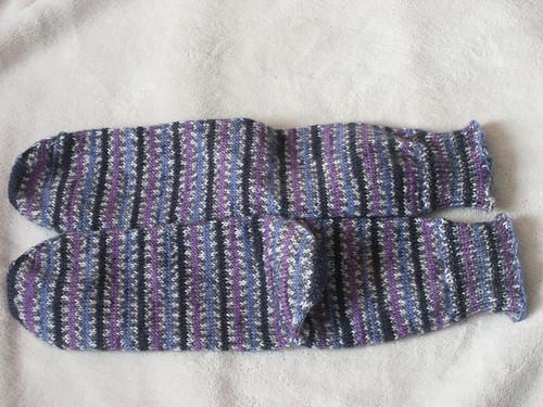 Heidi's socks