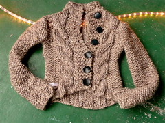 Best friends cardigan