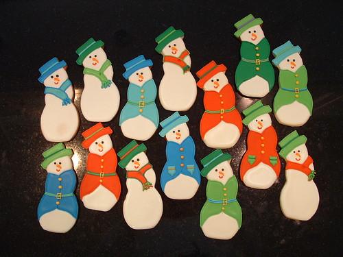 Snowmen by ann.ames.