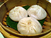Yauatcha Shanghai dumplings