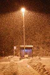 The Rez bus stop
