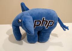 PHP é a linguagem mais usada na construção de sites e bogs