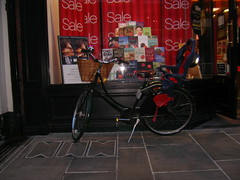 pashley princess with child seat