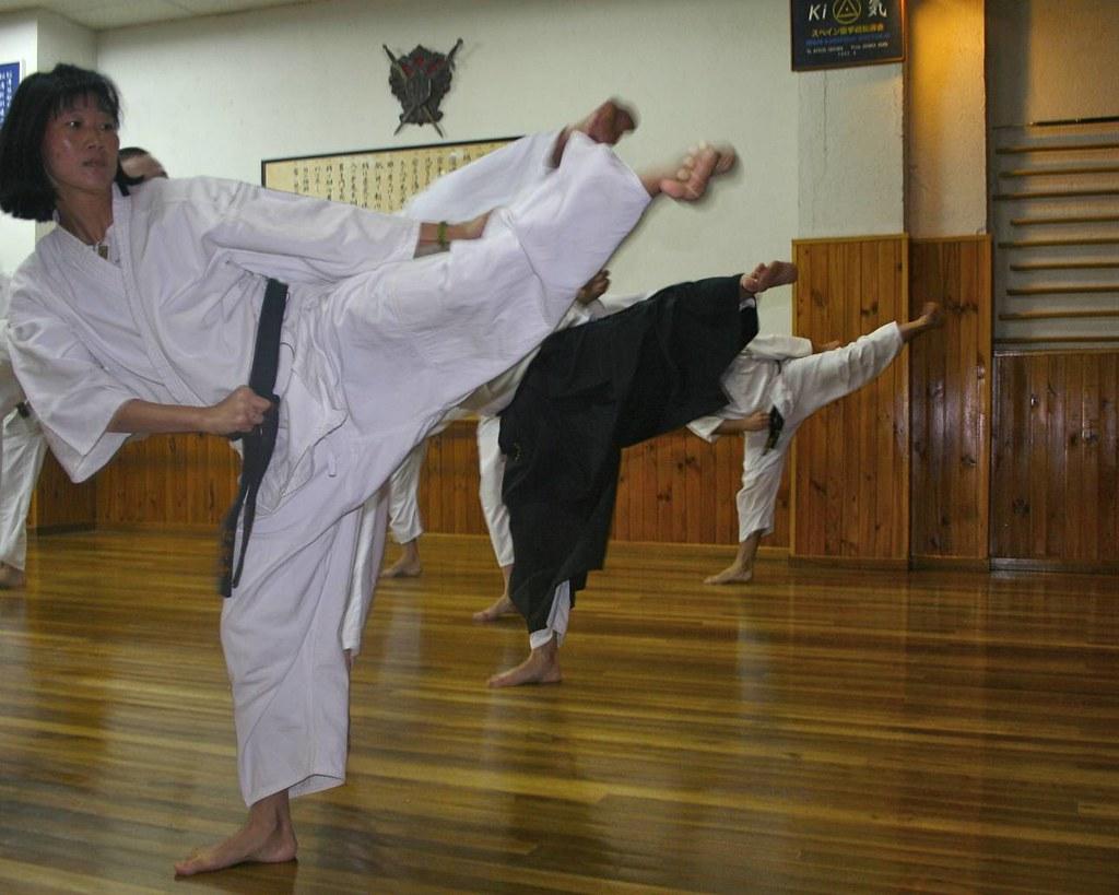Fin de año Japonés Karate 3