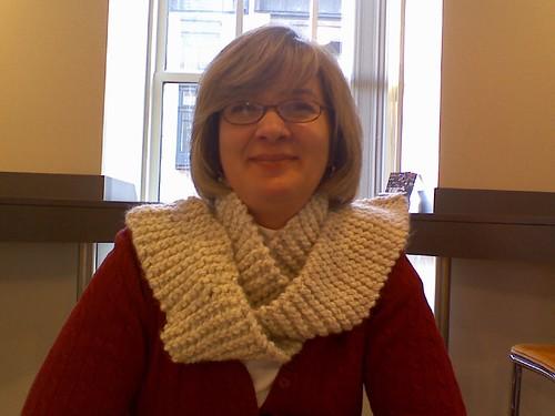 Bonnie's scarf